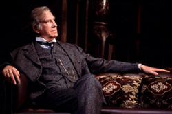 David Warner in Major Barbara(Photo: Joan Marcus)