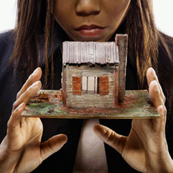 Publicity art for A House With No Walls