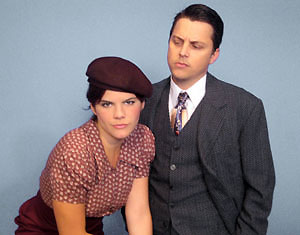 Diane Davis and Jason Wooten