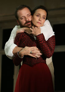 Peter Sarsgaard and Kristin Scott Thomas
