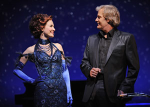 Rachel York and Jeff Daniels in Turn of the Century
