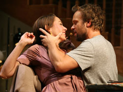 Elizabeth Marvel and Norbert Leo Butz