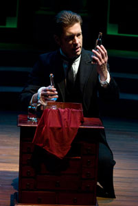 Nick Sandys in Dr. Jekyll and Mr. Hyde