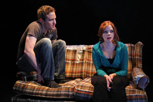 Patch Darragh and Dreama Walker in Fun