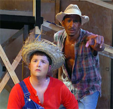 Conor Walton and Gregory Johnson
