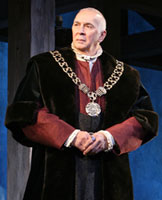 Frank Langella in