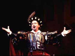Rex Smith in Kiss Me, Kate(Photo: Joan Marcus)