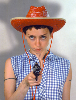 Simone White as Billy the Kid