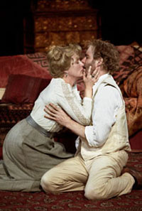 Meryl Streep and Kevin Klinein The Seagull(Photo: Michal Daniel)