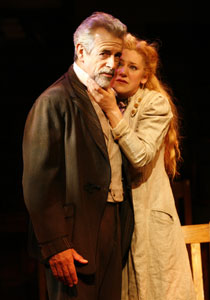James Naughton and Charlotte Parry