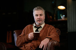 William Petersen in Dublin Carol