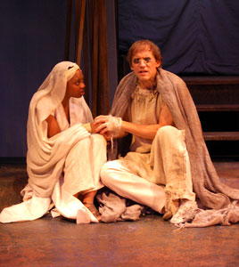 Susan Heyward and TJ Edwards