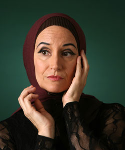 Barbara Walsh in Grey Gardens