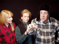 Emily Trempe, Bonni Allen, and Ross Young