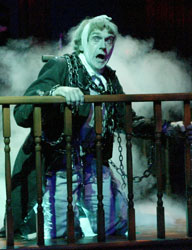 J.D. Sutton in The Trial of Ebenezer Scrooge