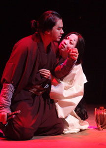 Kaipo Schwab and Rosanne Ma