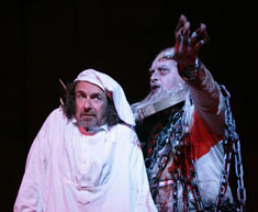 Martin Rayner and Michael Goodwin in