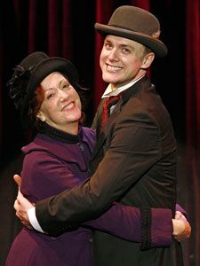 Karen Murphy and Shonn Wiley