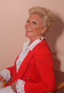 Mitzi Gaynor in 2008