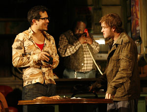 John Leguizamo, Cedric the Entertainer, and