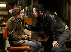 Haley Joel Osment and John Leguizamo