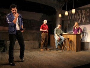 Donnie Keshawarz, Jeffrey DeMunn, Kevin O'Donnell