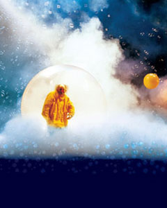Slava Polunin in Slava's Snowshow