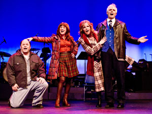 Jason Alexander, Vicki Lewis, Lea Thompson,