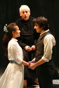 Julie Craig, Austin Pendleton, and