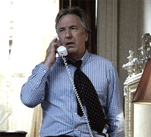 Alan Rickman in Nobel Son