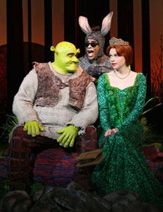 Brian d'Arcy James, Daniel Breaker, and