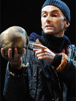 David Tennant in Hamlet