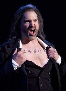 Greg Stone in Les Miserables
