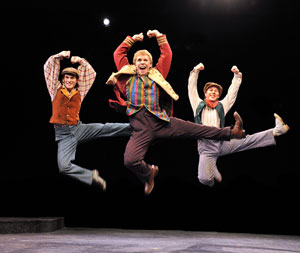 Wilson Bridges, Brian Sears, and Peyton Royal