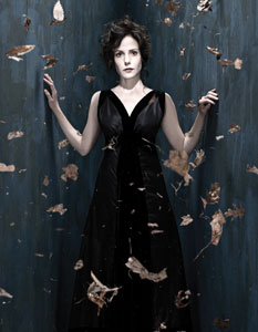 Mary-Louise Parker in Hedda Gabler