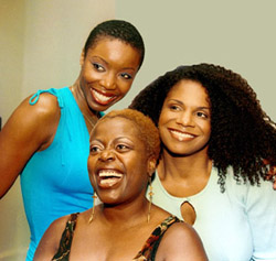 Heather Headley, Lillias White, and Audra McDonaldin a publicity shot for Dreamgirls(Photo: Joan Marcus)