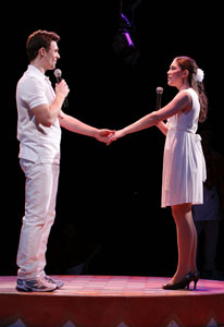 David Nathan Perlow and Addi McDaniel