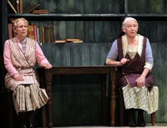 Dearbhla Molly and Marie Mullenin The Cripple of Inishmaan