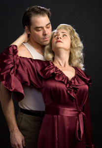 Jeffrey Coon and Susan Riley Stevens 