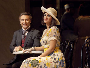Roberto Alagna and Angela Gheorghiu