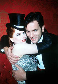 Nicole Kidman and Ewan McGregorin Moulin Rouge(Photo: Ellen Von Unwerth)