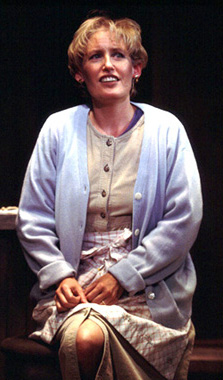 Liz Callaway in The Spitfire Grill(Photo: Joan Marcus)