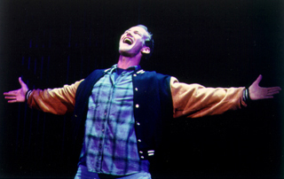 Patrick Wilson in The Full Monty(Photo: Craig Schwartz)