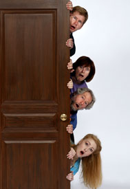 Bill Brochtrup, Kandis Chappell,
