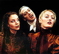 Jenn Morse, Tom Hewitt and Amy Rutbergin Dracula, The Musical(Photo: J.T. MacMillan)