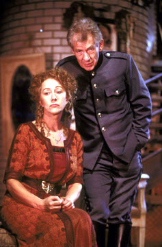 Helen Mirren and Ian McKellenin Dance of Death(Photo: Joan Marcus)