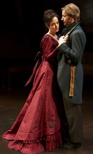 Mary-Louise Parker and Paul Sparks