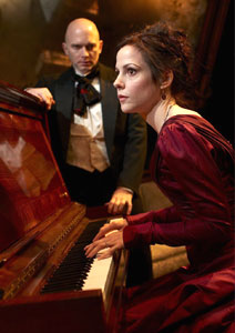 Michael Cerveris and Mary-Louise Parker