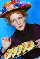 Rachel Boller as 
