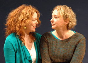 Deirdre O'Connell and J. Smith-Cameron